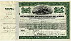 Pittburgh Cincinnati Railroad Company Bond 10.000$